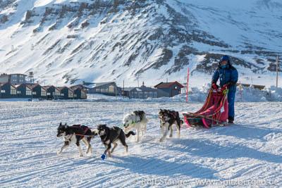 Trappers Trail, Longyearbyen