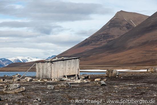 Hütte am Boltodden, Kvalvågen