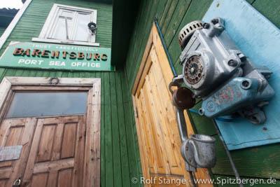 Grubentelefon, Barentsburg