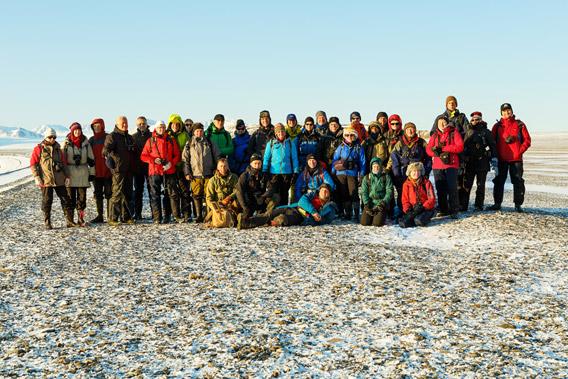 Spitzbergen_Sept2014_Gruppenfoto-1