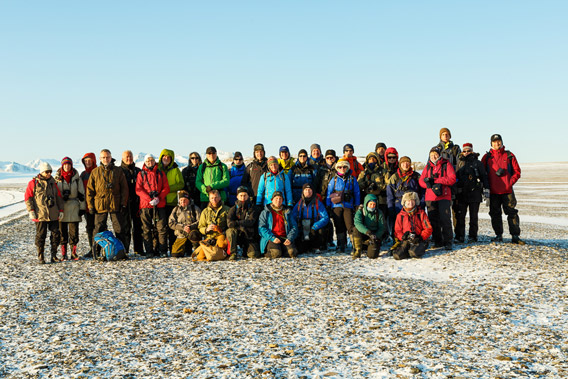 Spitzbergen_Sept2014_Gruppenfoto-2