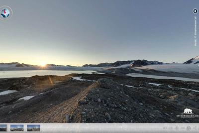 Krossfjord-Panorama-Seite