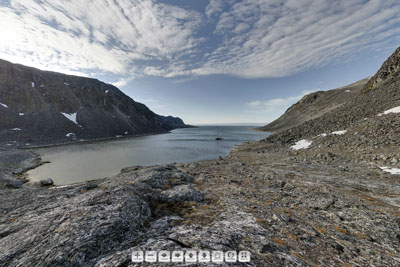 panorama, Kobbefjord