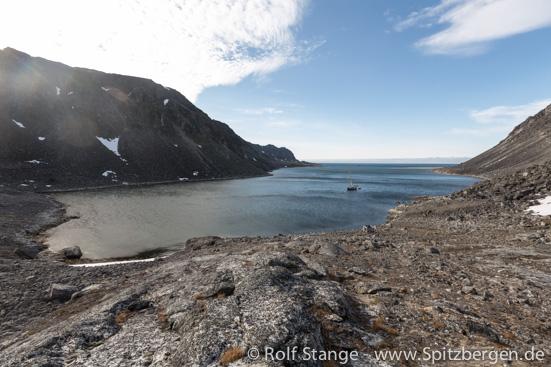 Kobbefjord, Danskøya