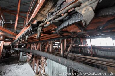 coal mining, Spitsbergen