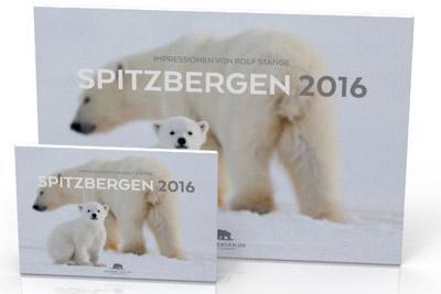 Spitsbergen calendar 2016