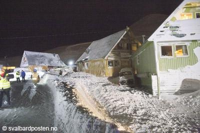 Longyearbyen-Avalanche