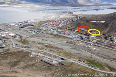 Longyearbyen avalanche