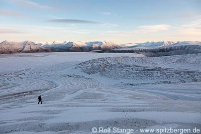 Wander- und Fotoreise Pyramiden und Longyearbyen, September 2016