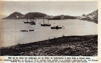 Spitzbergen.de Osterrätsel: Wo ist das? Lösung: Virgohamna