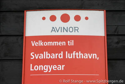 Longyearbyen airport: Finnair currently not welcome
