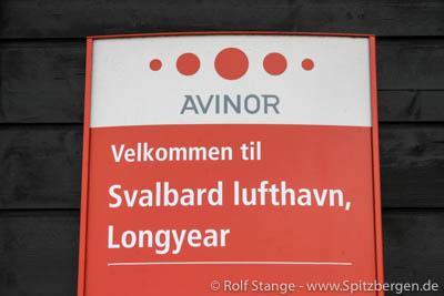 Longyearbyen Flughafen: Finnair nicht willkommen