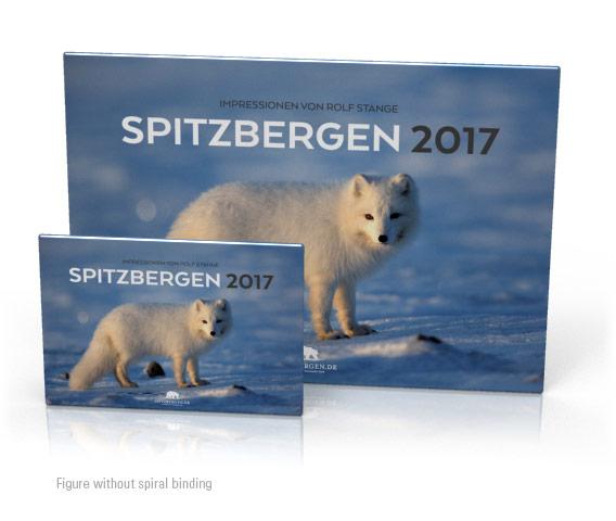 Spitsbergen calendar 2017