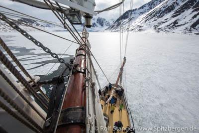 Spitzbergen mit SV Antigua