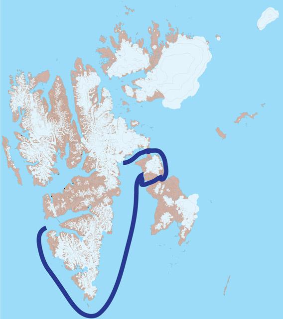 Spitzbergen 03 - Heleysund und Barentsøya