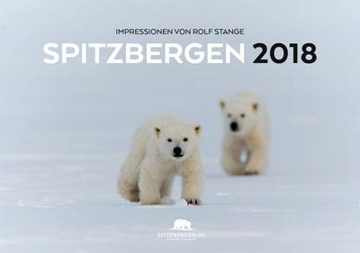 Spitsbergen-calendar 2018