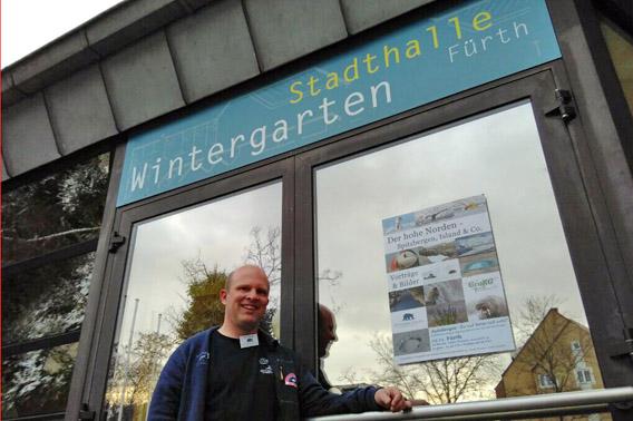 Spitzbergen-Vortrag in Fürth