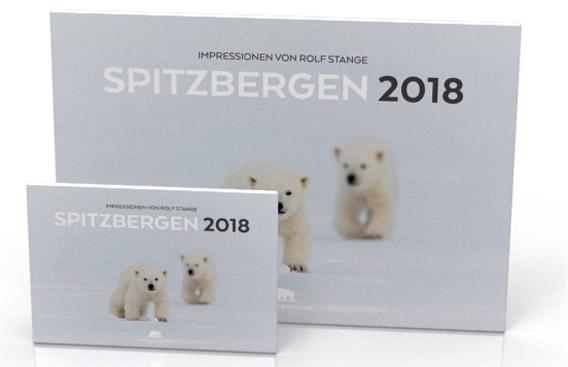 Spitsbergen-Calender 2018