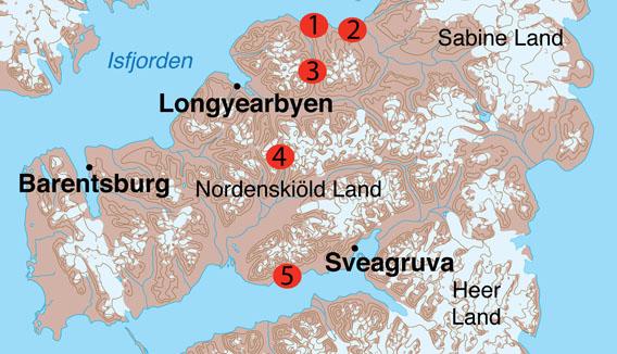 Karte Hütten