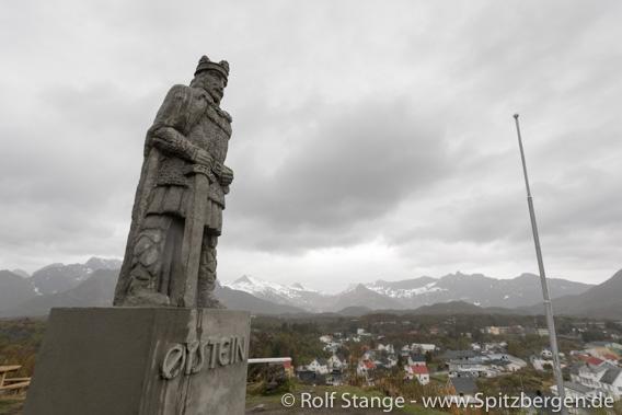 King Øystein, Kabelvåg