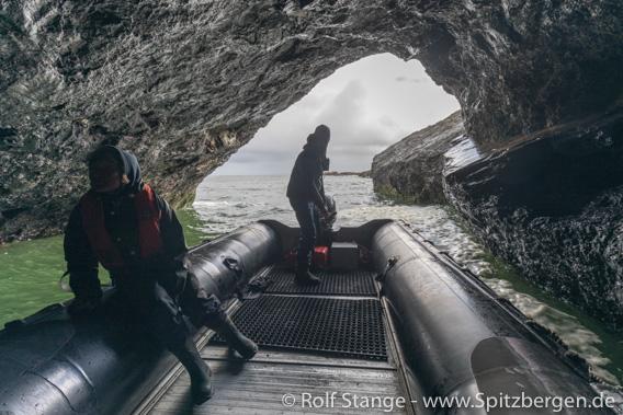 Arktis 2018 - Bäreninsel-Einblick