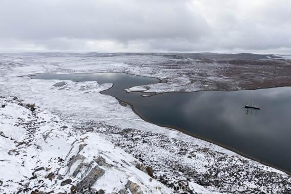 Snaddvika, Murchisonfjord