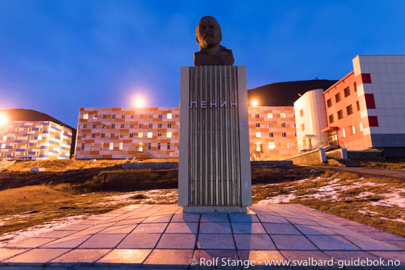 Lenin, Barentsburg