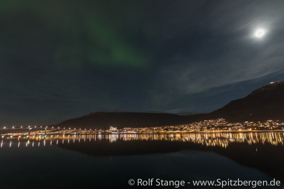 Northern light, Tromsø