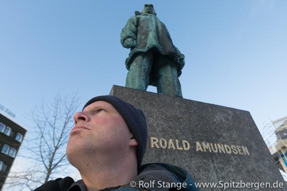Roald Amundsen, Rolf Stange, Tromsø