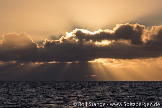 Sonnenaufgang Vestfjord