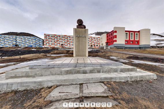 Barentsburg Panorama