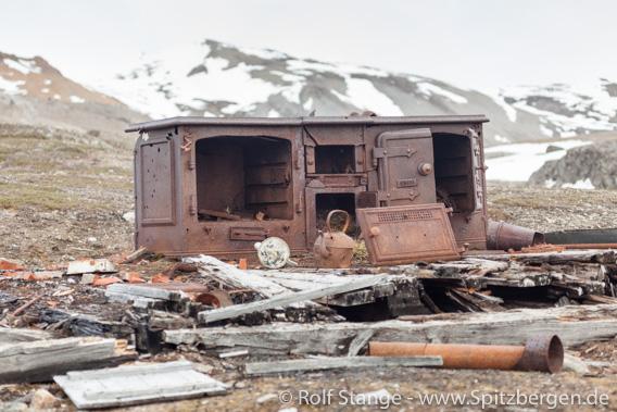 Energie und Wärme in Longyearbyen
