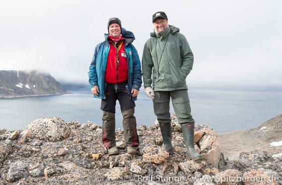 Arktische Weihnachten: Rolf Stange, Norbert Wachter