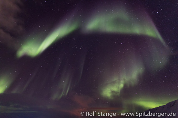 Northern lights, Endalen