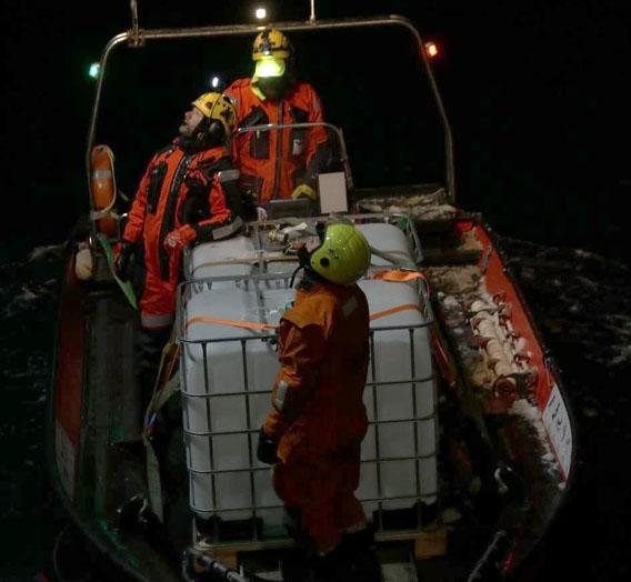 Fischtrawler Northguider: Diesel vollständig geborgen