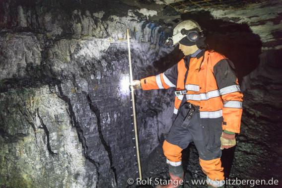 Geologist Malte Jochmann, Lunckefjellet