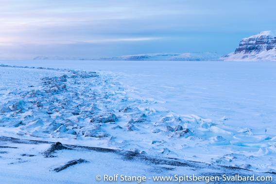 Ice in Tempelfjord