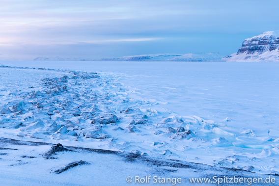 Eis im Tempelfjord