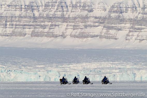 Exkursionsziel Fjordeis