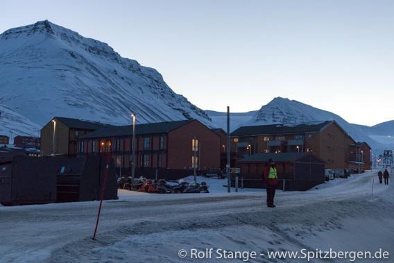 Wohnhäuser, Longyearbyen