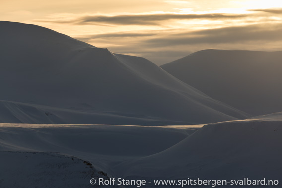 Sol og fjell i Nordenskiöld Land