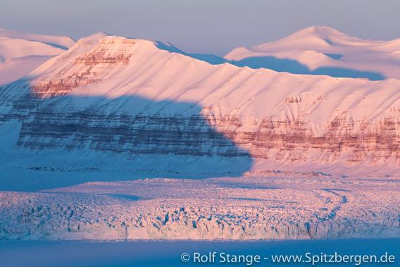 Erstes Sonnenlicht, Tempelfjord