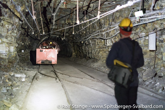 Visitor mine Gruve 3