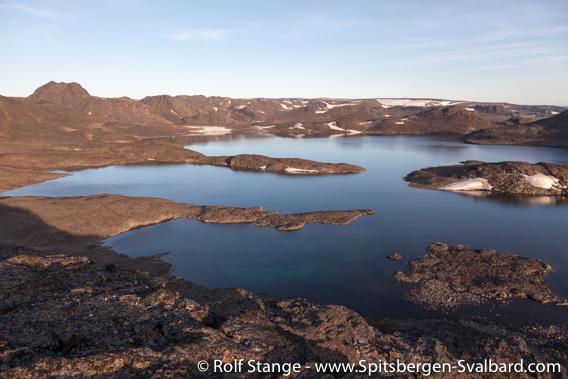 Lakes, Wijdefjorden