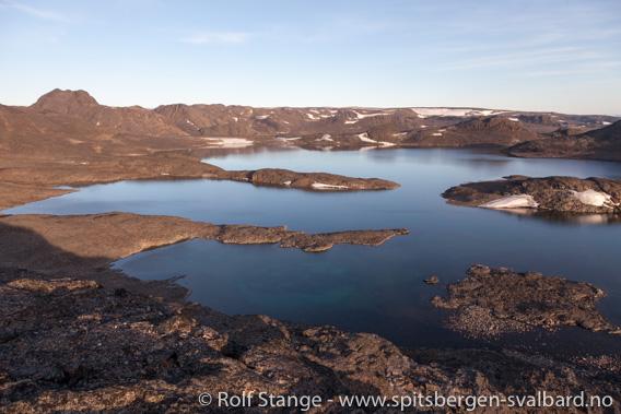 Innsjøer, Wijdefjorden