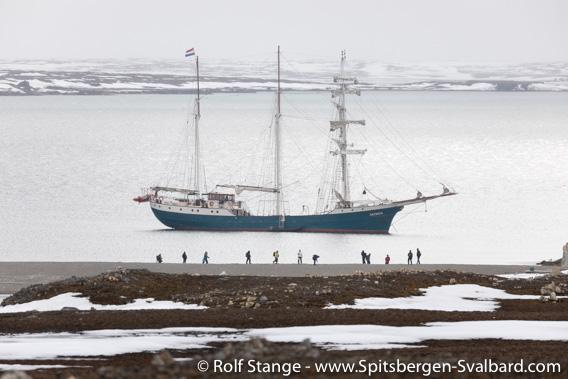 Arctic under Sail 2019 - triplogs, photos