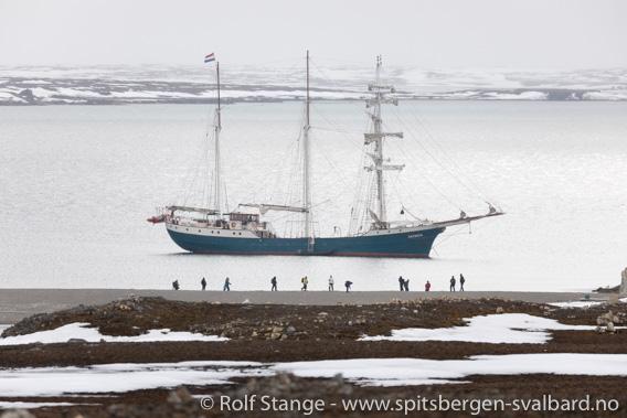 Arktis seilbåtturer 2019 - reisedagbøker og bildesamlinger