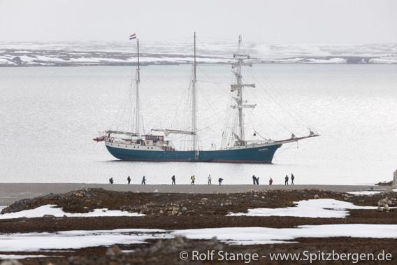 Arktis unter Segeln 2019 - Reiseberichte