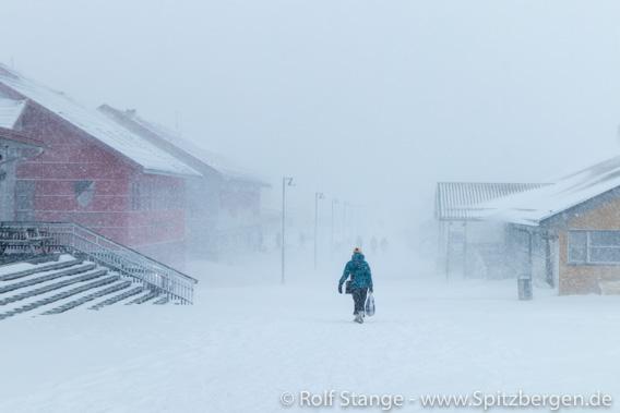 Lokalstyrvalg (Gemeinderatswahl) Longyearbyen