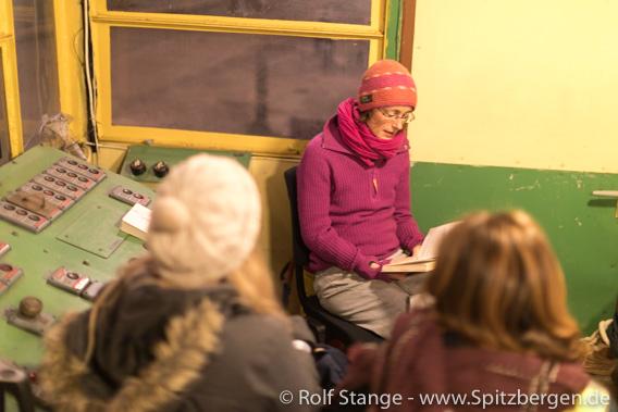 Kunstpause: Literatur in Longyearbyen